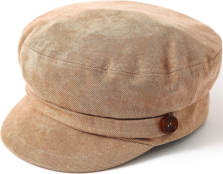 accsa Womens Fashion Newsboy Cap Bakerboy Cabbie Gatsby Pageboy Visor Beret Hat