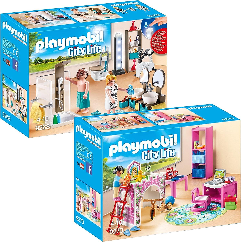 Elegant Salle De Bains Playmobil