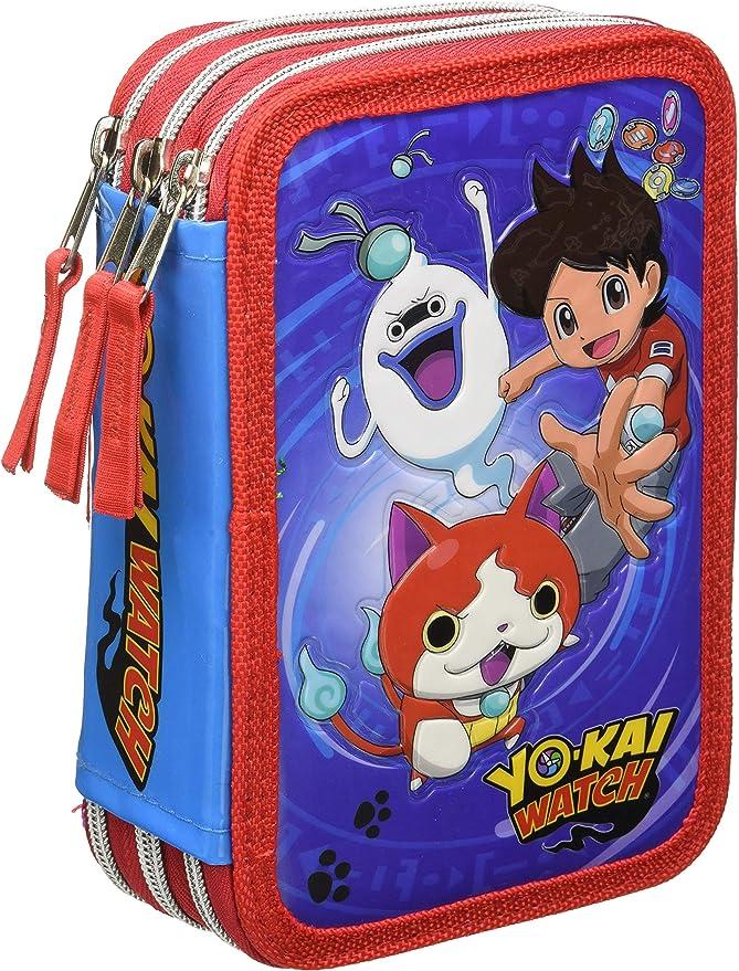 Export.CM 097558 Yo-Kai Watch - Juego de 34 Bolsas de papelería, Multicolor: Amazon.es: Juguetes y juegos