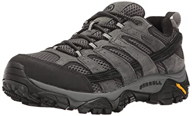 84ec1c9dd6 Merrell Men's Moab 2 Waterproof Hiking Shoe: Buy Online at Low ...