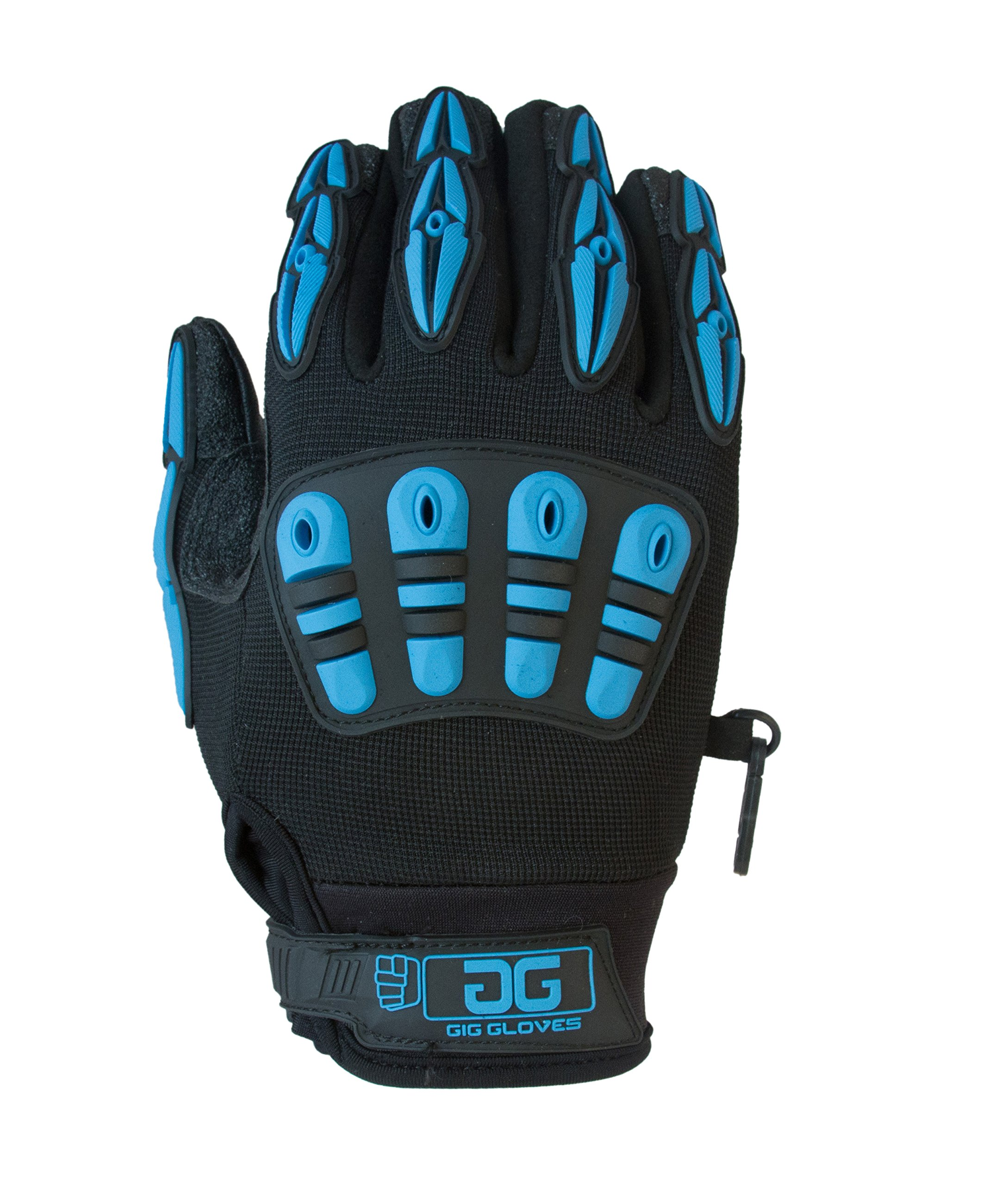 THERMO Gig Gloves Cold Weather Work Gloves for Touring, Gigging, Theater and Live Event & On-Location Production Professionals - Small