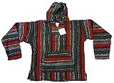 Yankee Forge X-Large Baja Shirt - Black & Dark RED
