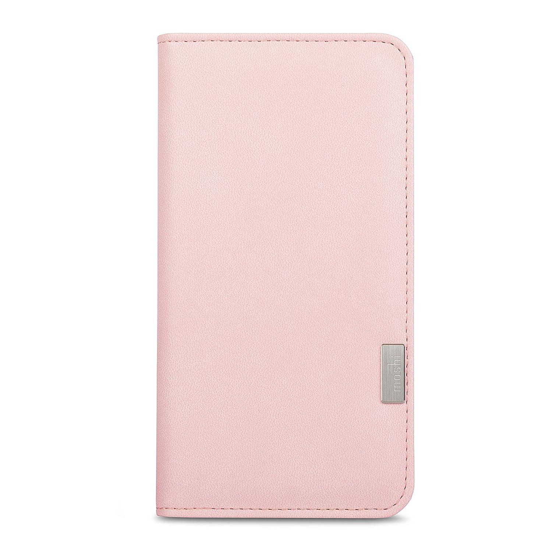 more photos d037a 23774 Moshi Overture iPhone 7 Plus Case (Wallet Case) - Pink