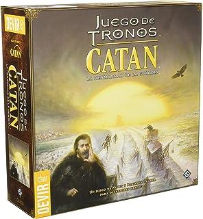 Devir - Catan Edicion 25 Aniversario (BGCAT25SP): Amazon.es: Juguetes y juegos