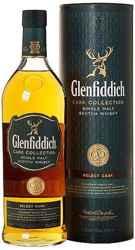 Glenfiddich Cask Collection Select Cask - European, Bourbon & Red Wine Casks