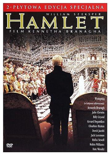 Hamlet de Kenneth Branagh 2DVD Audio español. Subtítulos ...