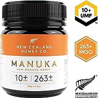 New Zealand Honey Co. Raw Manuka Honey UMF 10+ | MGO 263+, 250g