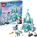 LEGO Disney Princess Elsa's Magical Ice Palace Building Kit (701 Piece)