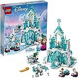 Disney Princess O Palácio De Gelo Mágico Da Elsa Lego