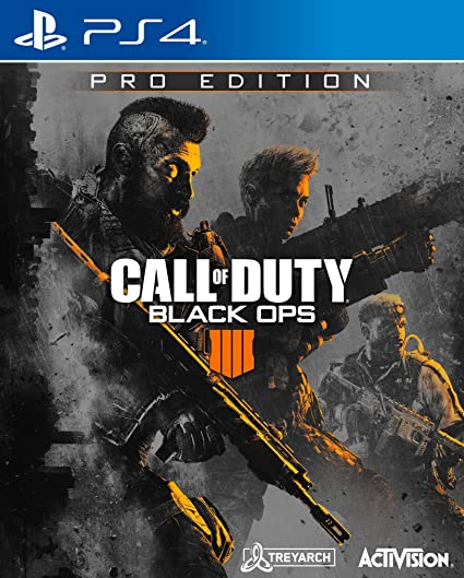black ops 4 deluxe edition amazon