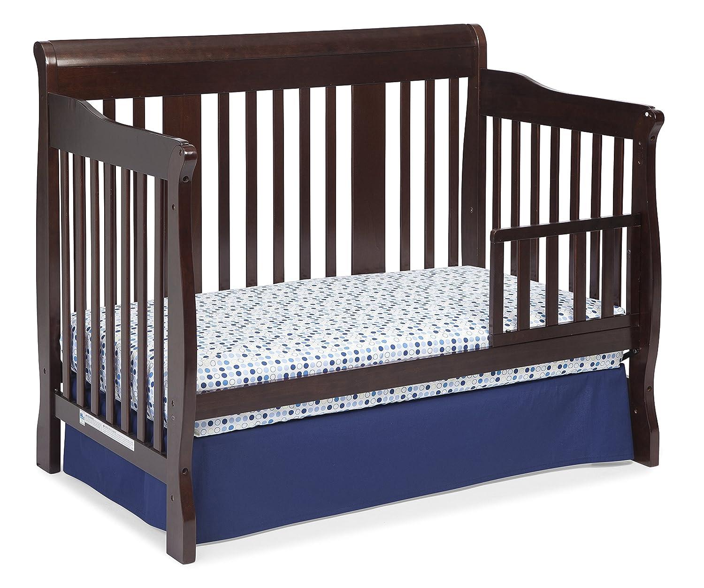 Stork craft crib reviews - Amazon Com Stork Craft Tuscany 4 In 1 Convertible Crib Espresso Convertible Cribs Baby