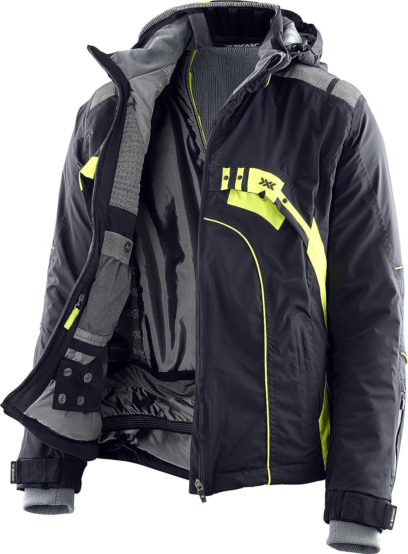 X-Bionic Xitanit EVO UPD OW Jacket - Chaqueta de esquí ...