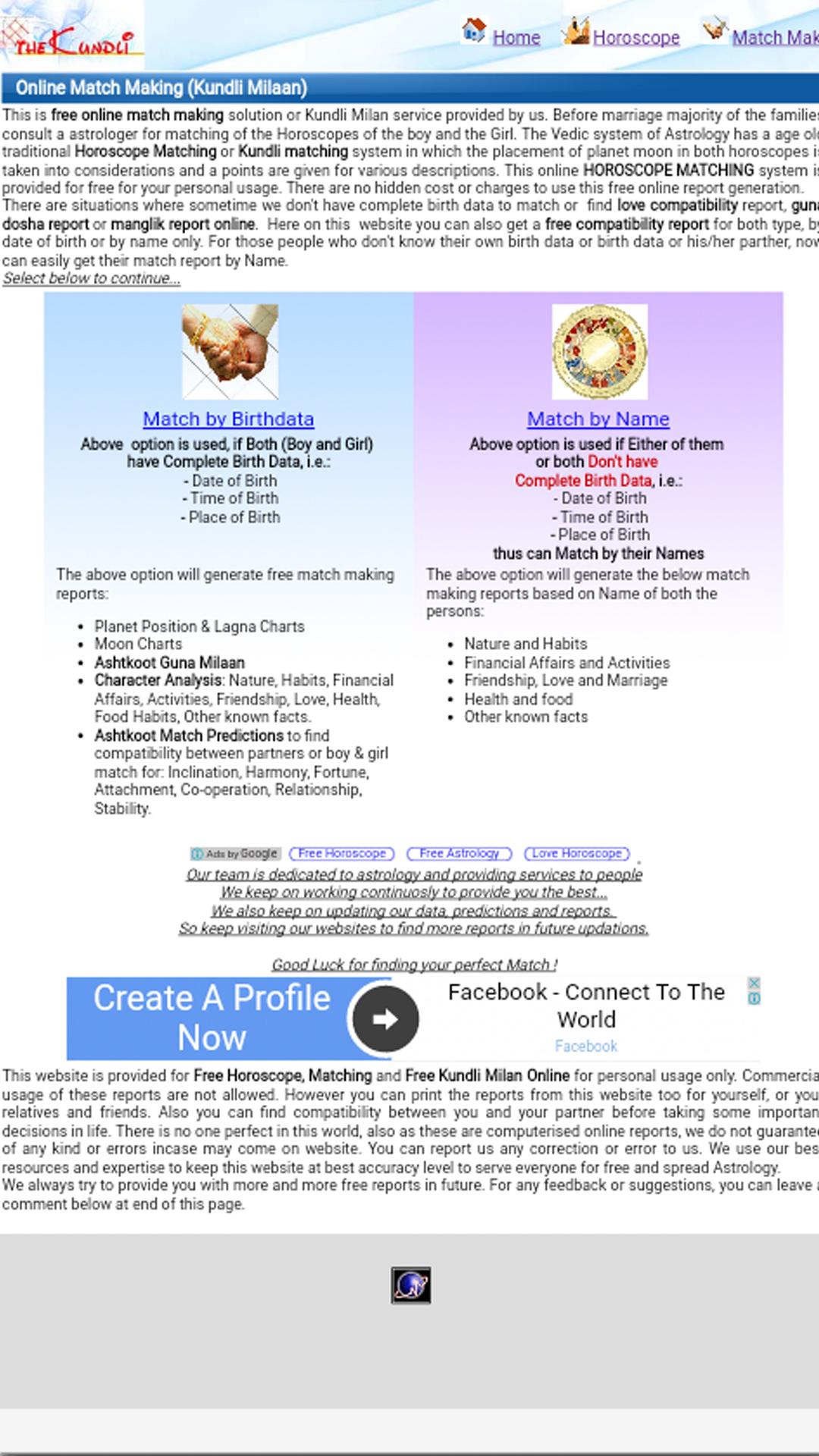 Indiska Vedic matchmaking