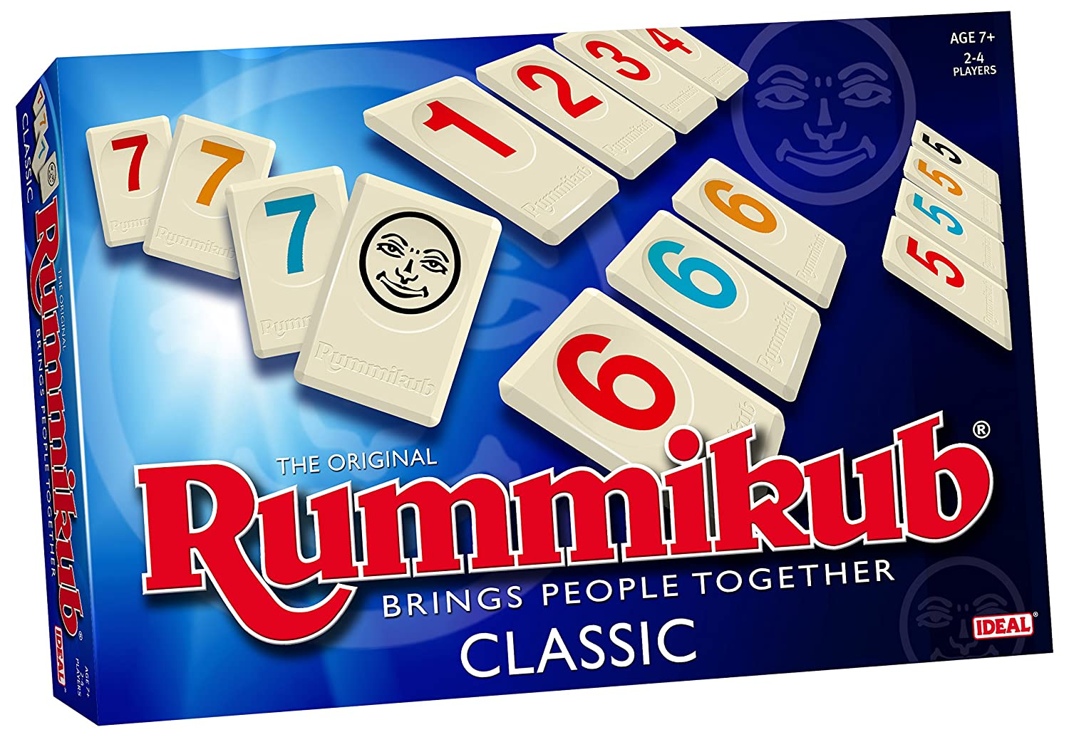 John Adams – Rummikub (Englische Sprache) [UK Import]