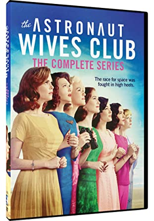 Astronaut Wives Club TV show DVD cover