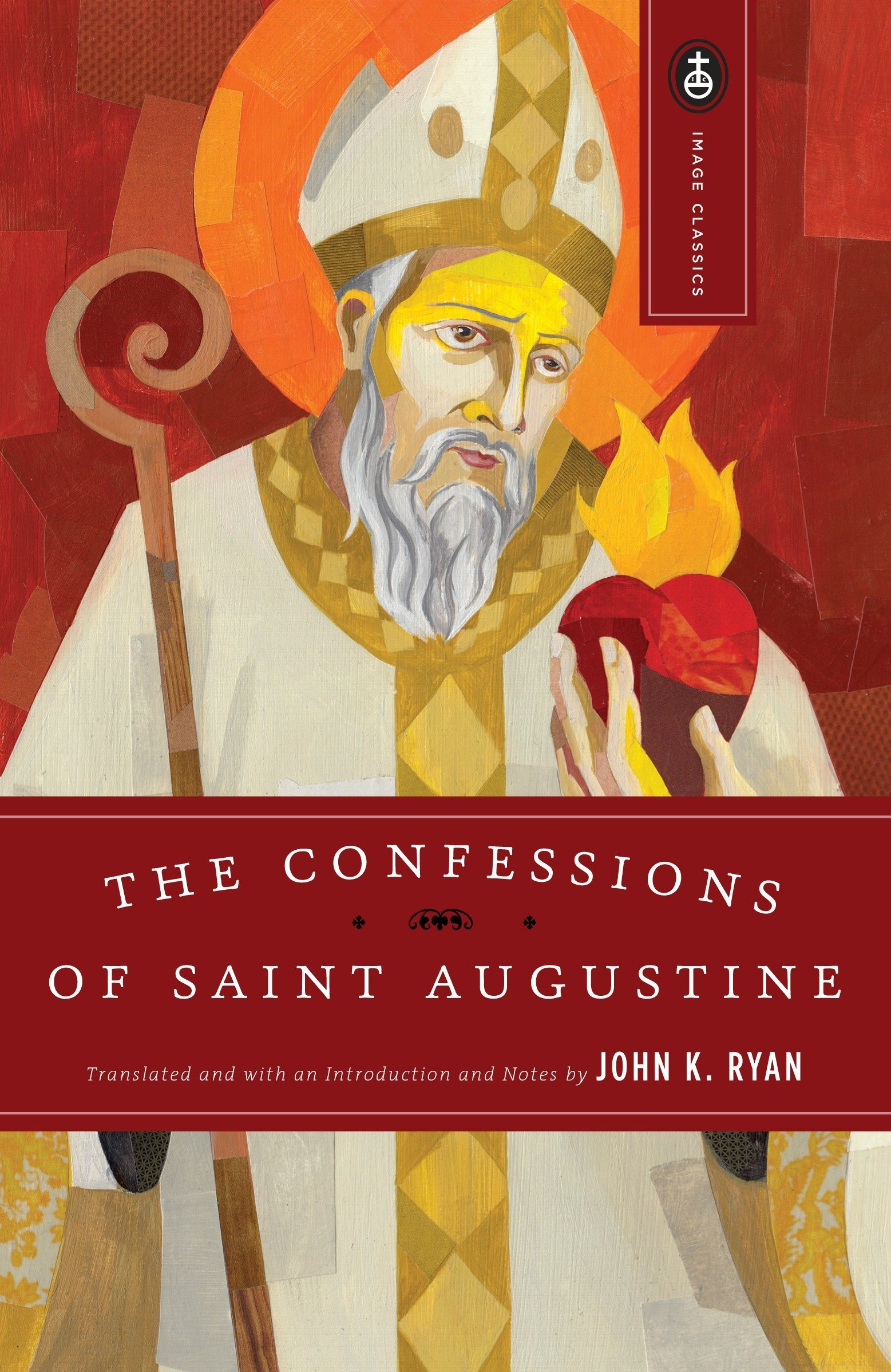 The Confessions of Saint Augustine (Image Classics) PDF