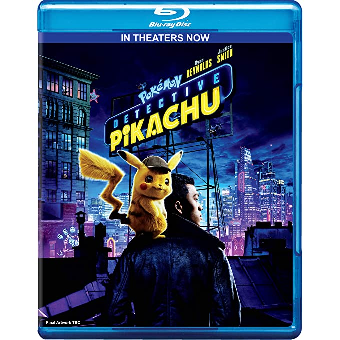 Pokémon Detective Pikachu (2019) ORG Untouched DD 5 1CH