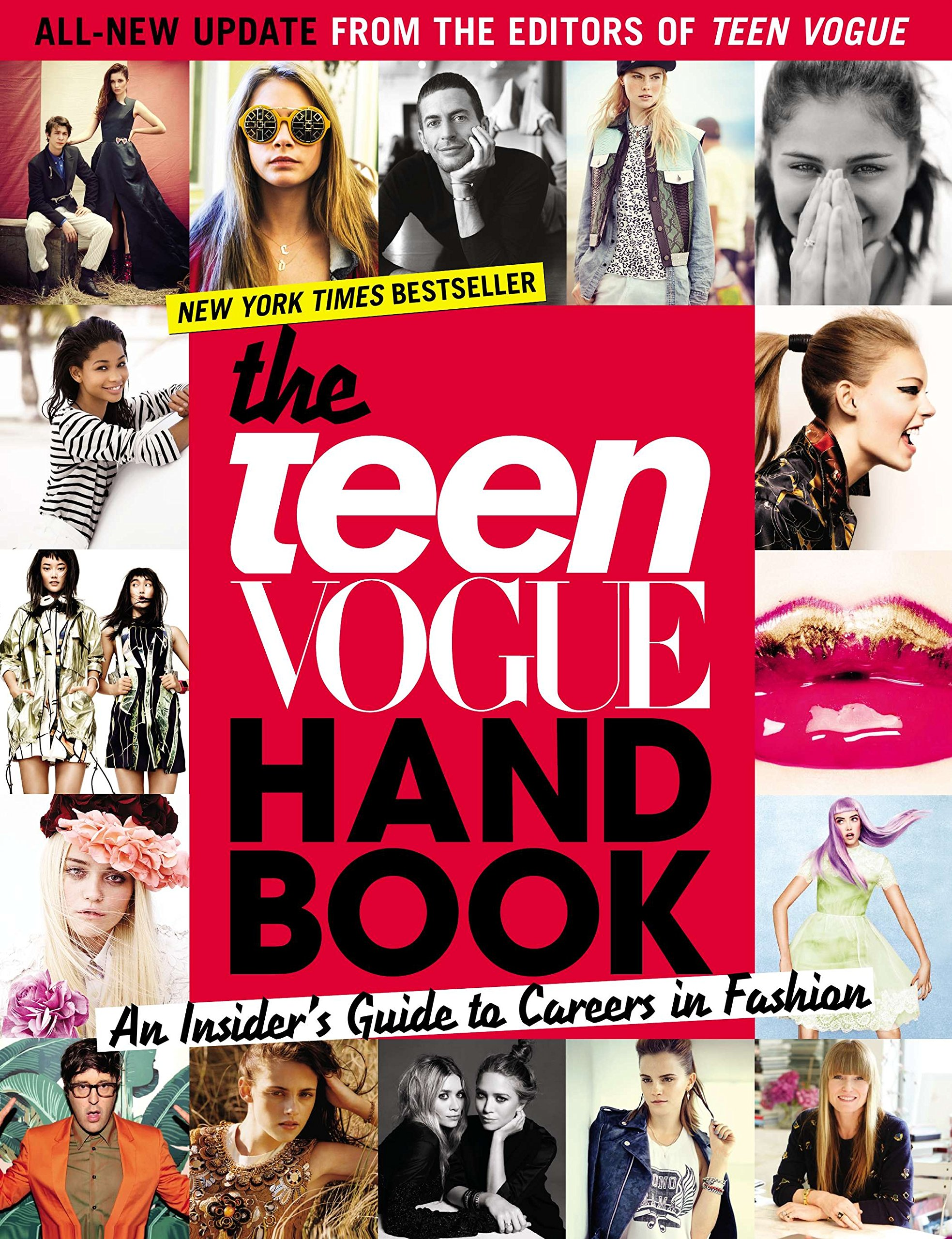 The Teen Vogue Handbook: An Insiders Guide to Careers in Fashion ...