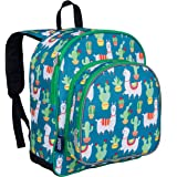 Wildkin 40900 Llama and Cactus Backpack, One Size