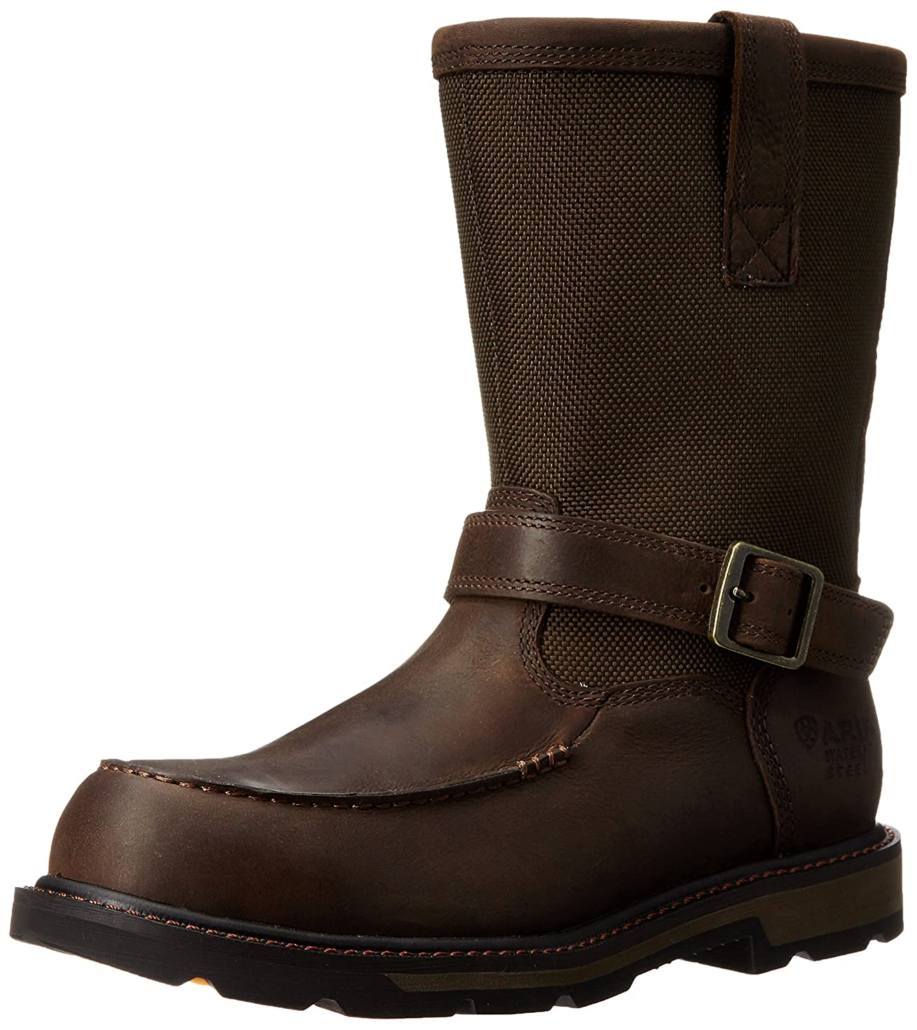 Ariat メンズ B013TCPAK0  Dark Brown/Dark Olive Cordura 13 2E US