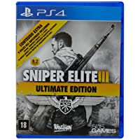 Sniper Elite 3 Ultimate Edition - Greatest Hits - PlayStation 4
