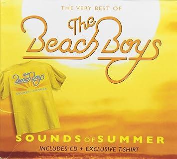 beach boys sounds of summer celebration merch set amazon com music