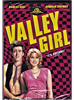 Amazon.com: Valley Girl: Nicolas Cage, Deborah Foreman ...