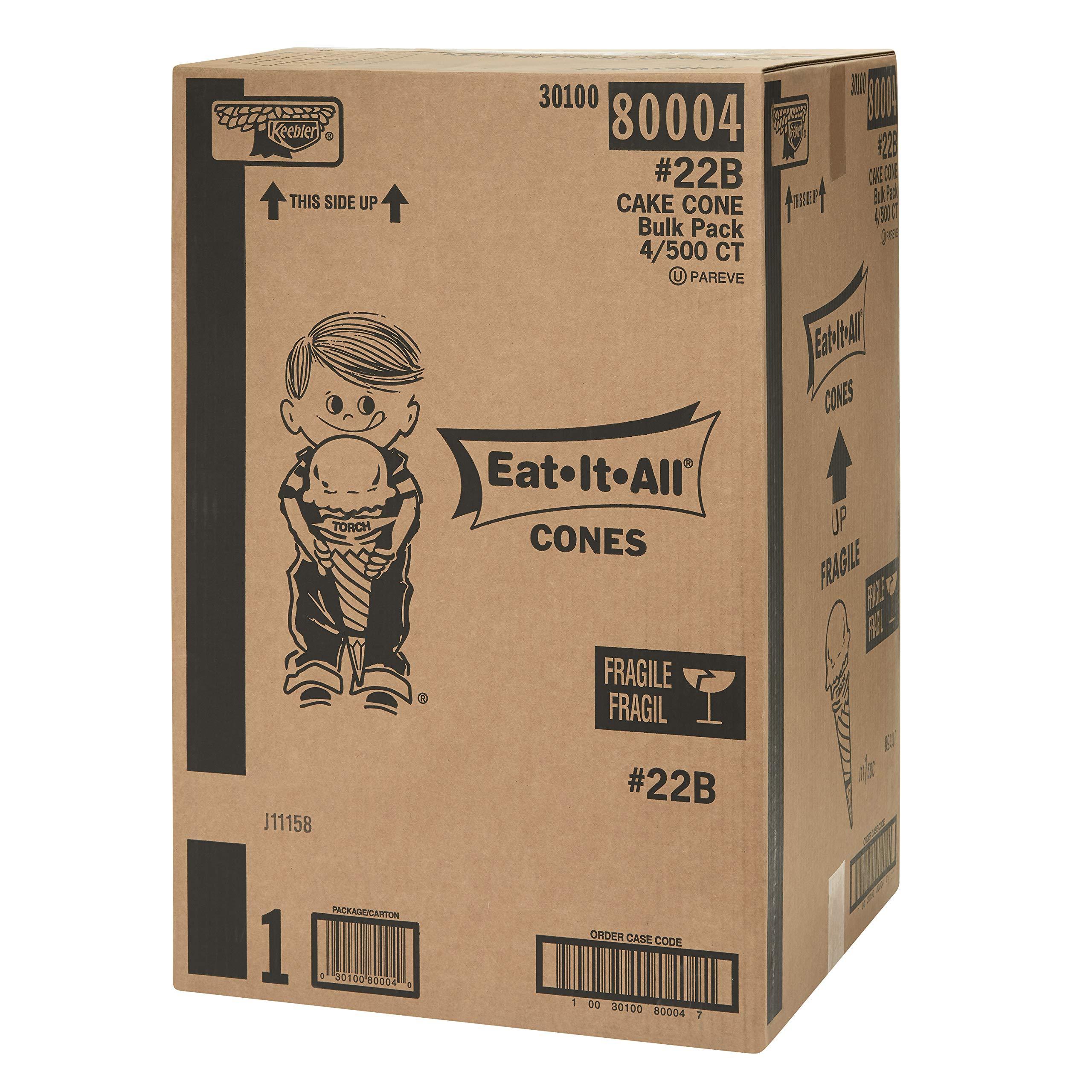 Keebler Original Cake Cones (Pack of 2000) by Keebler (Image #2)
