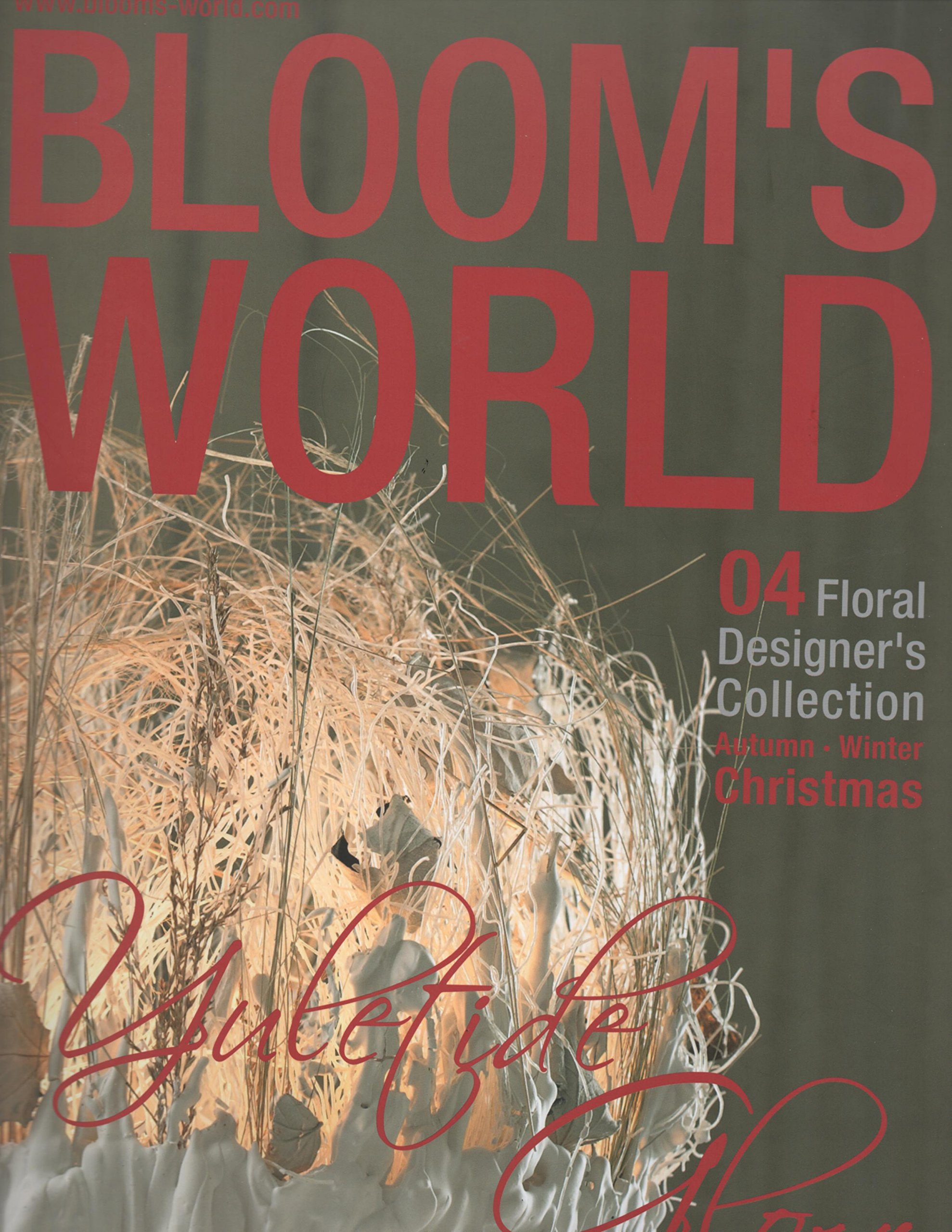 Bloom S World Floral Designer S Collection Autumn Winter