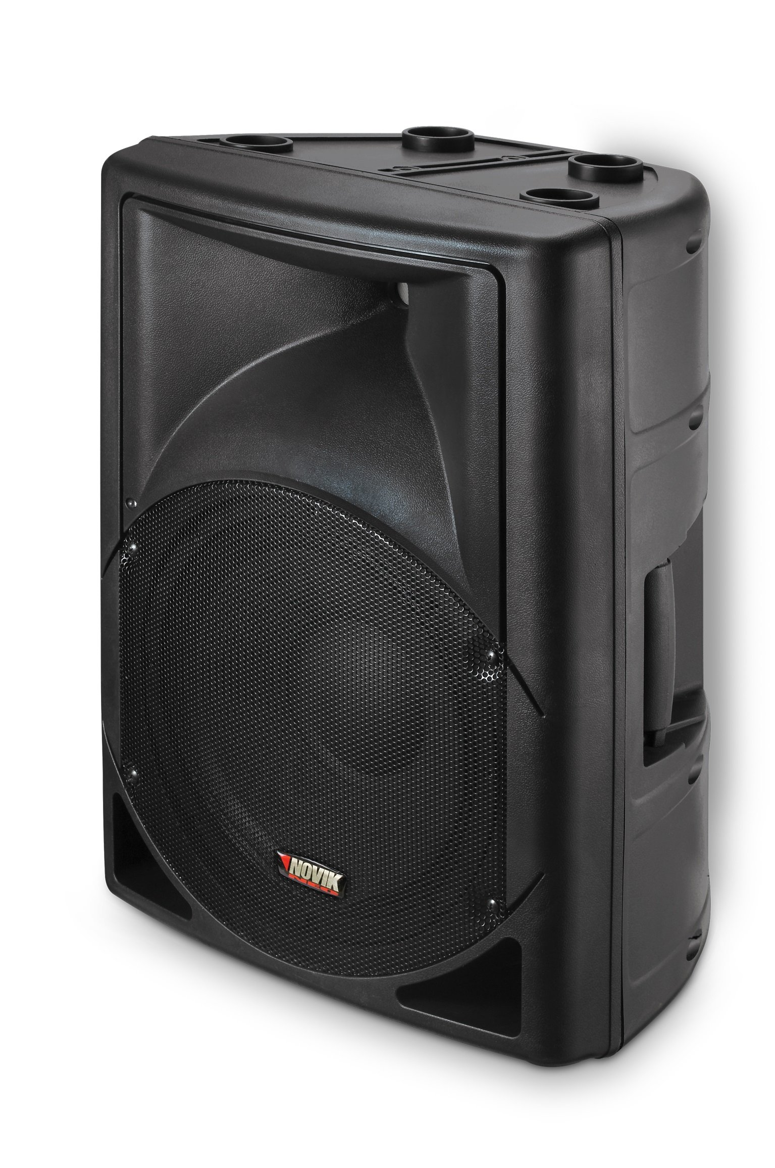 NOVIK NEO EVO 150A USB 2 way Powered Speaker System, Bluetooth, Peak power 600W, Woofer: 10'', 2 channel mixer by NOVIK NEO