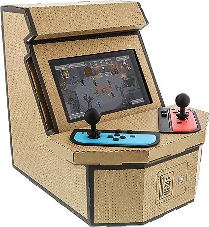 Nyko PixelQuest Arcade Kit - Constructible Arcade Kit with ...