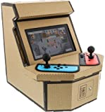 Nyko PixelQuest Arcade Kit - Constructible Arcade Kit with Customizable Pixel Art Sticker Kit and Arcade Stick Toppers…