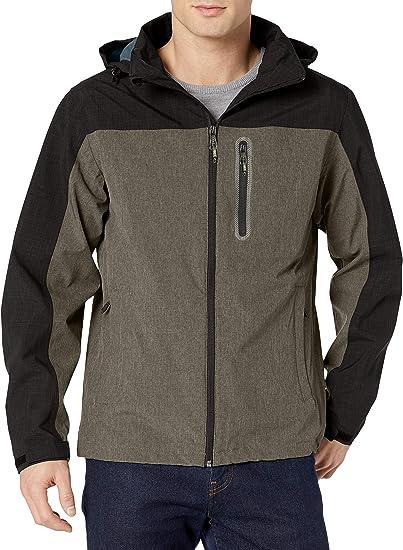 Hawke /& Co Mens 3-in-1 System Rain Jacket