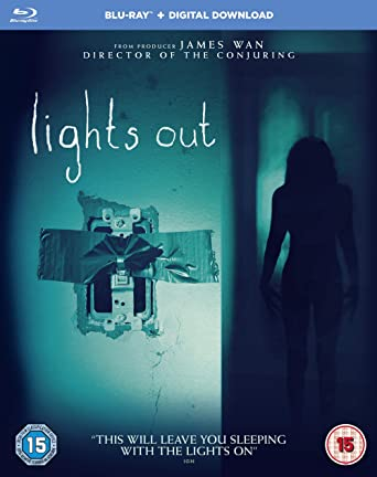 Attractive Lights Out [Blu Ray] [Includes Digital Download] [2016] [ Photo Gallery