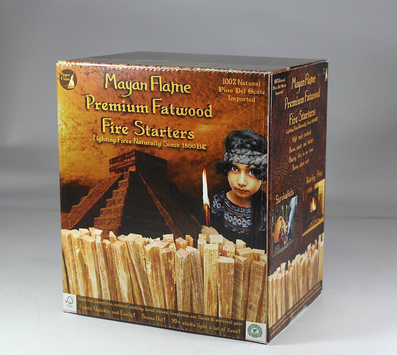 Amazon.com: Firestarter, Ocote Fatwood fire starter sticks By ...