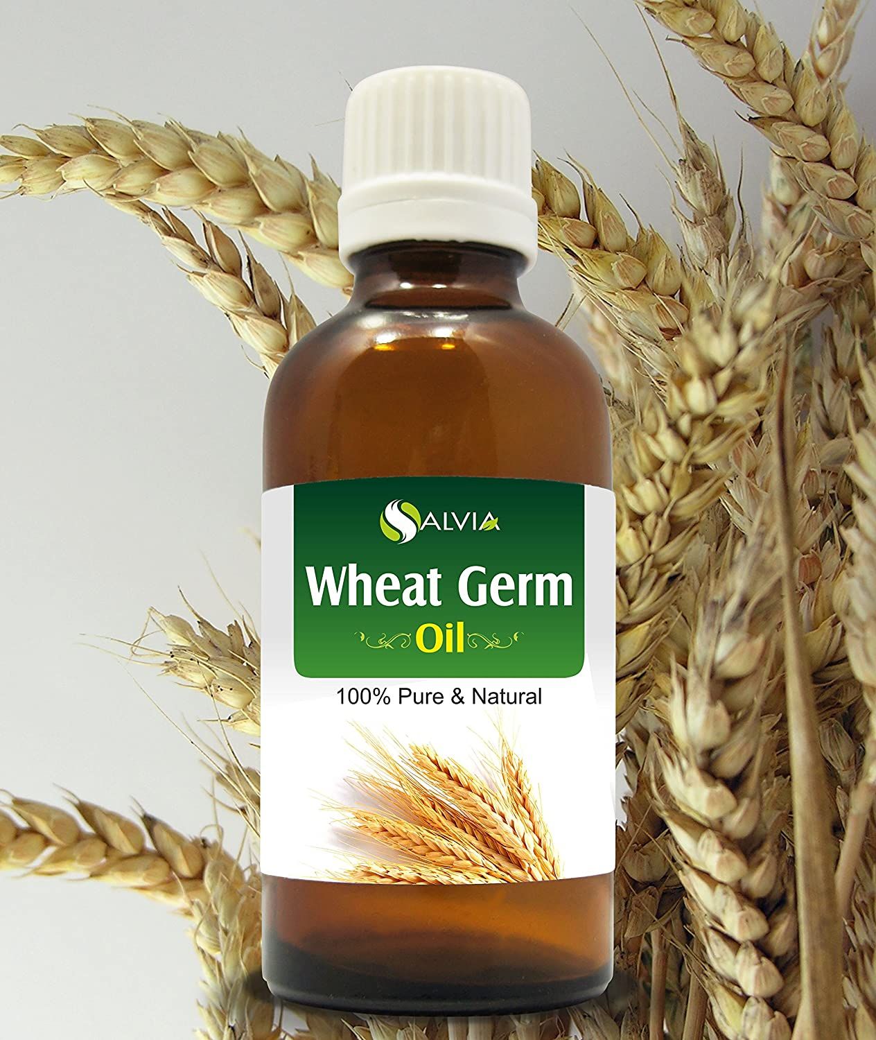 WHEAT GERM 100% NATURAL PURE UNDILUTED UNCUT ESSENTIAL OIL 15ML Salvia