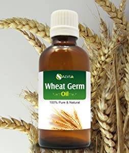 Wheat Germ (Triticum aestivum) Essential Oil 100% Pure & Natural Undiluted Uncut Cold Pressed Oil   Best for Aromatherapy   Therapeutic Grade - 15 ML