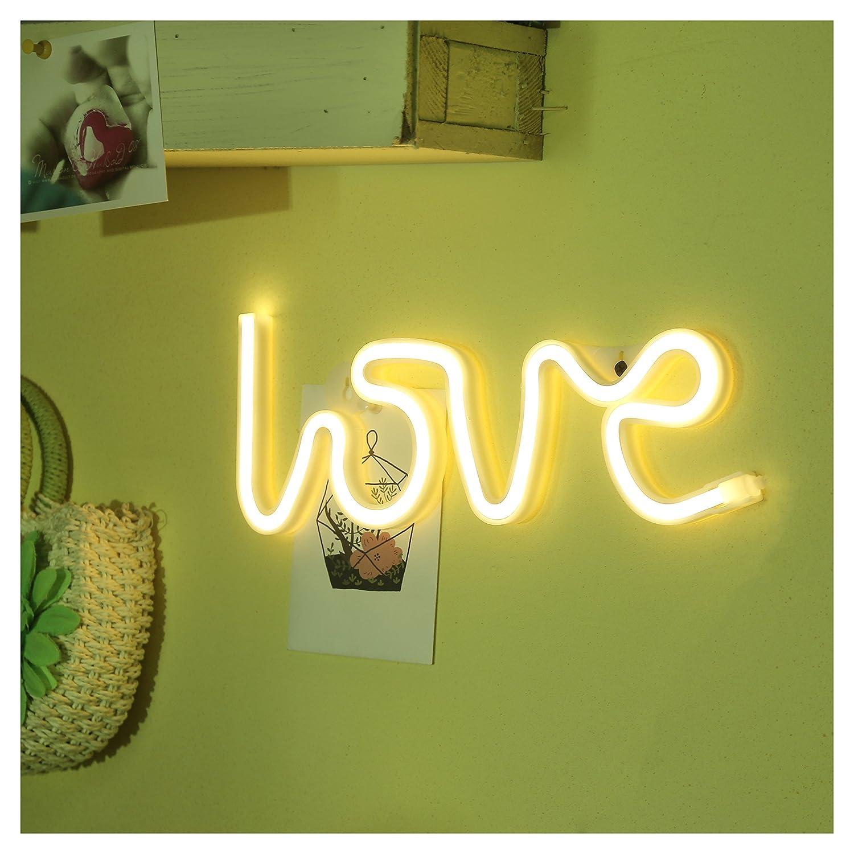 Outstanding Neon Light Wall Decor Illustration - All About Wallart ...