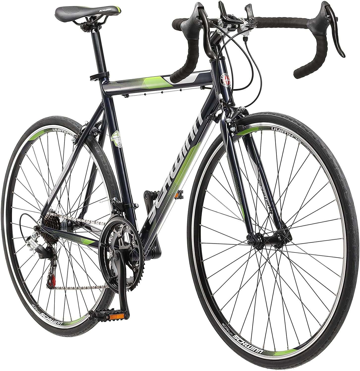 Best road bikes under 2000: Schwinn Volare 1300 Adult Hybrid Road Bike
