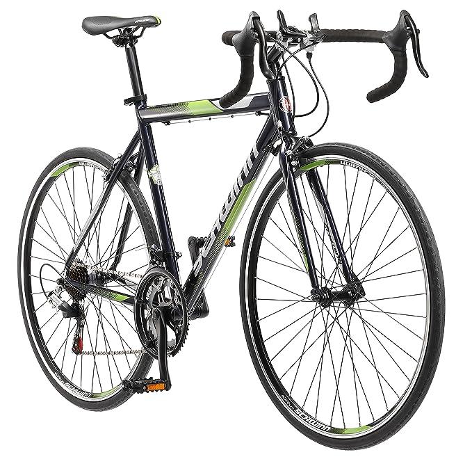 3844714ac50 Amazon.com : Schwinn Volare 1300 Men's Drop Bar Road Bike, 700C Wheels, 18