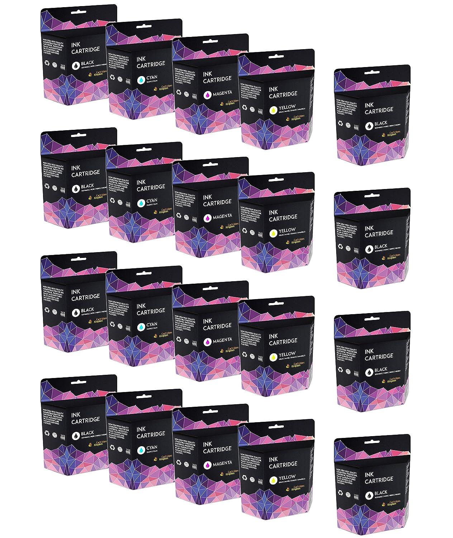 8 Compatibles Cartuchos de Tinta para Brother MFC-J5730DW, LC-3219XL MFC-J5330DW, MFC-J5335DW, MFC-J5730DW, Brother MFC-J5930DW, MFC-J6530DW, MFC-J6930DW, MFC-J6935DW 6ff3ce