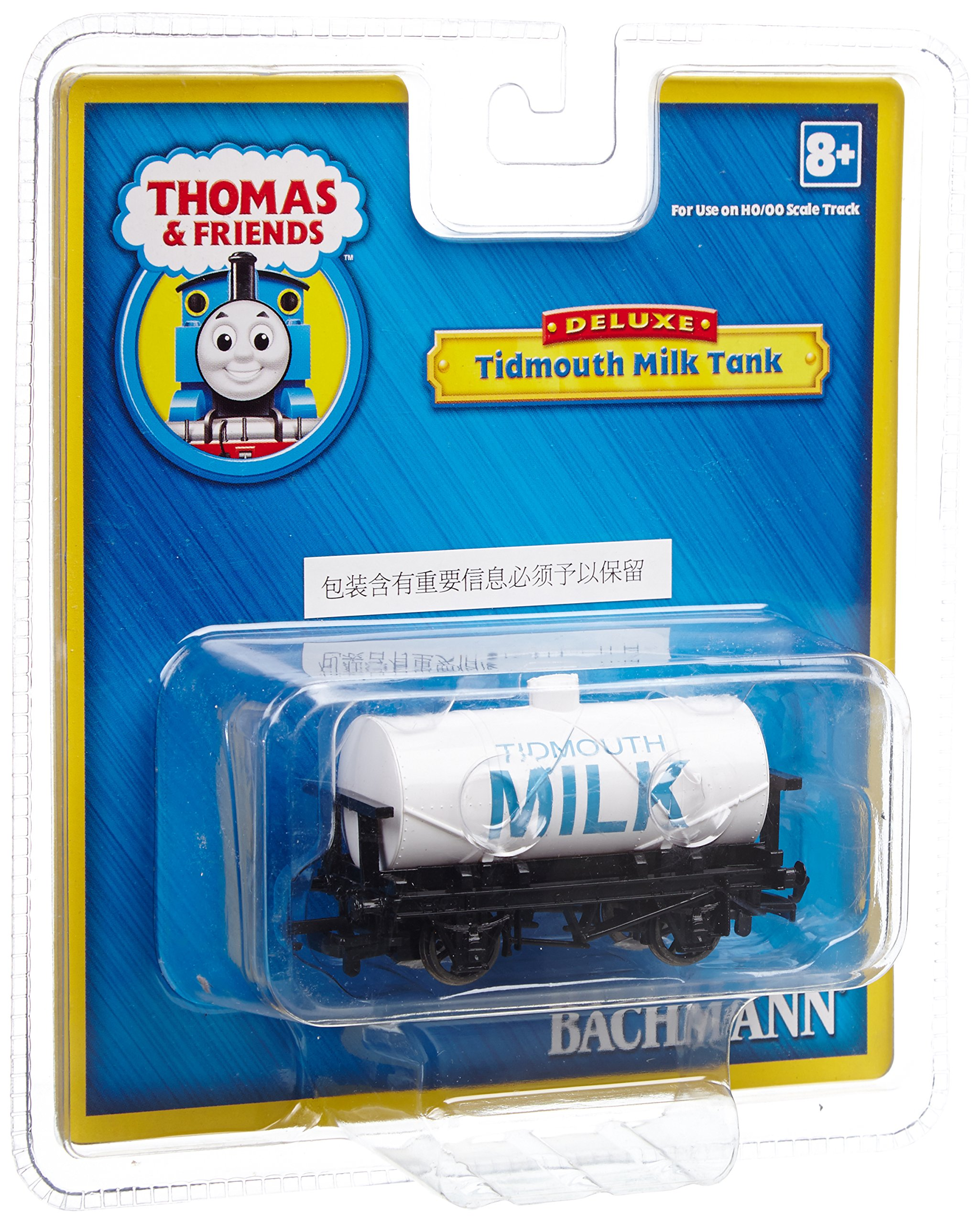 Bachmann Trains Thomas And Friends - Tidmouth Milk Tank