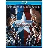 Capitão América. Guerra Civil [Blu-ray]
