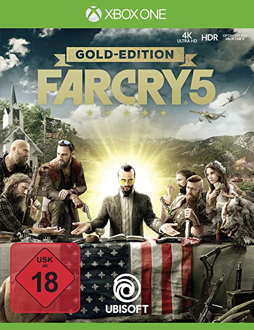 Far Cry 5 - Gold Edition - [Xbox One]