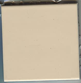 About X Ceramic Tile Almond Matte Summitville Bath Vintage - 4x4 almond wall tile