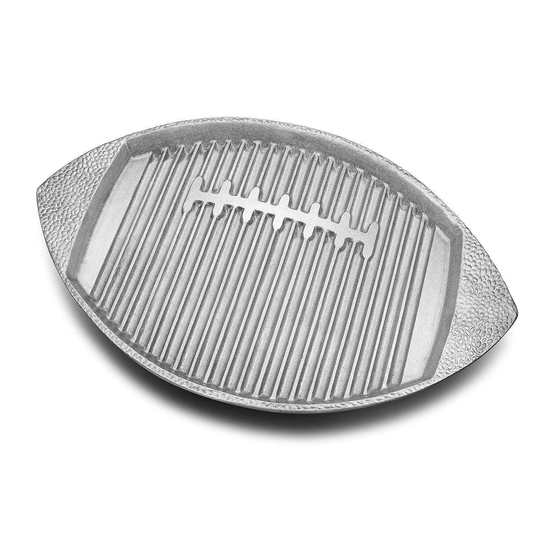 Fish 18.5-Inch Wilton Armetale Gourmet Grillware Grilling Pan