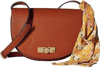 Steve Madden Women s Bmoonie Cognac One Size  Handbags  Amazon.com 1d9e8fd3defb1