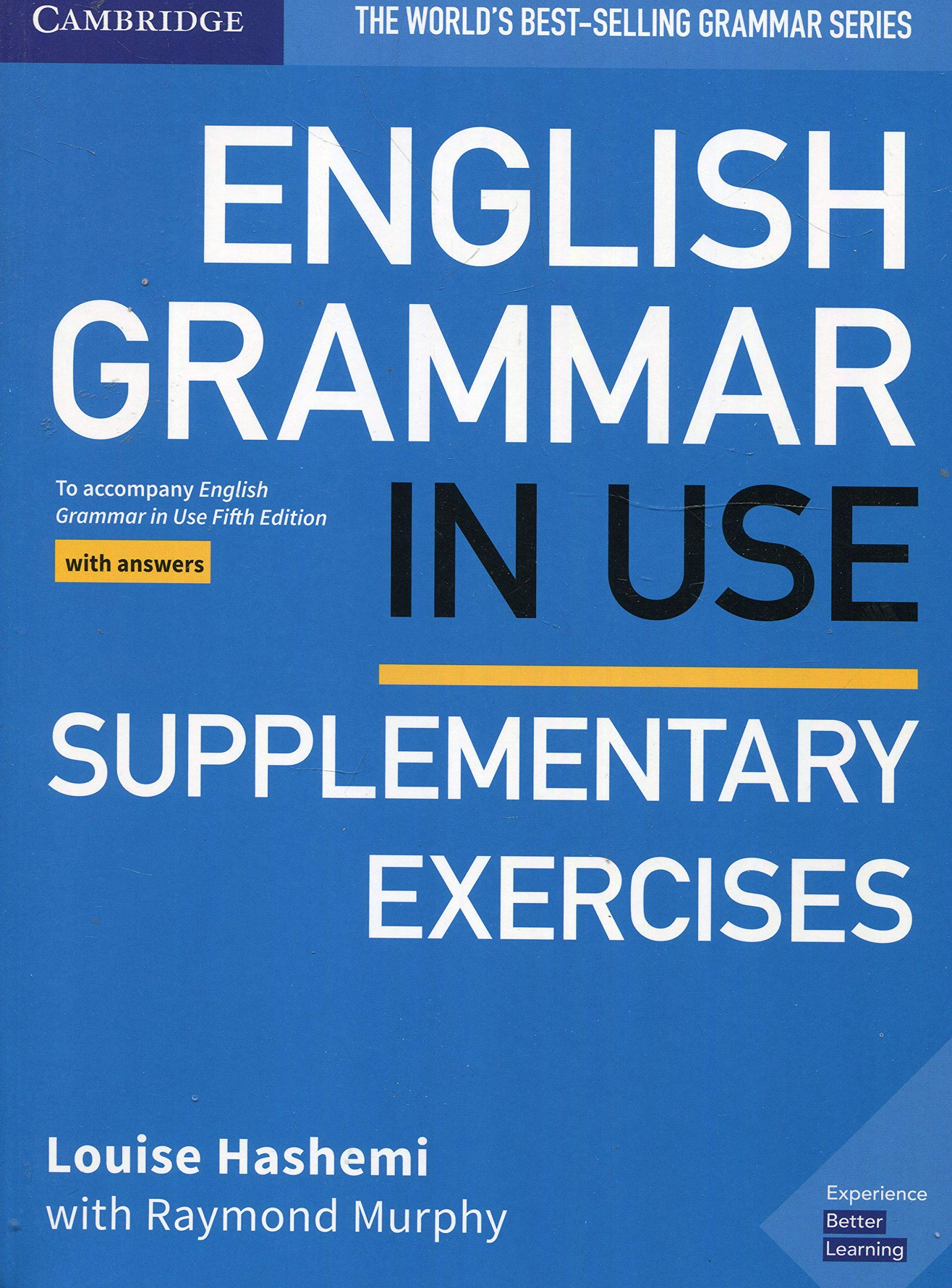 English Grammar in Use Supplementary Exercises Book with Answers ...