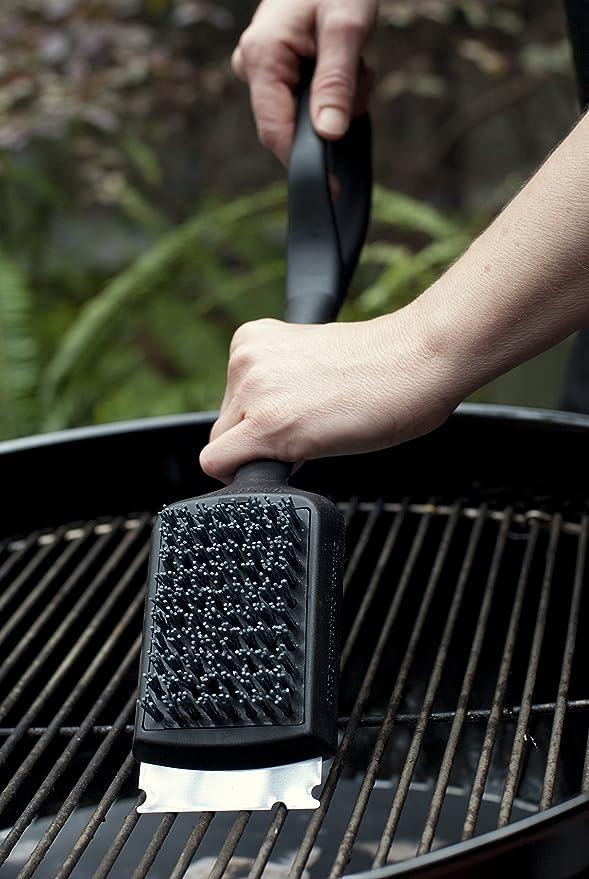 Grill Master Barbecue Bbq Barbecue Crâne Fourche Pinces Spatule Sweat à capuche Pullover