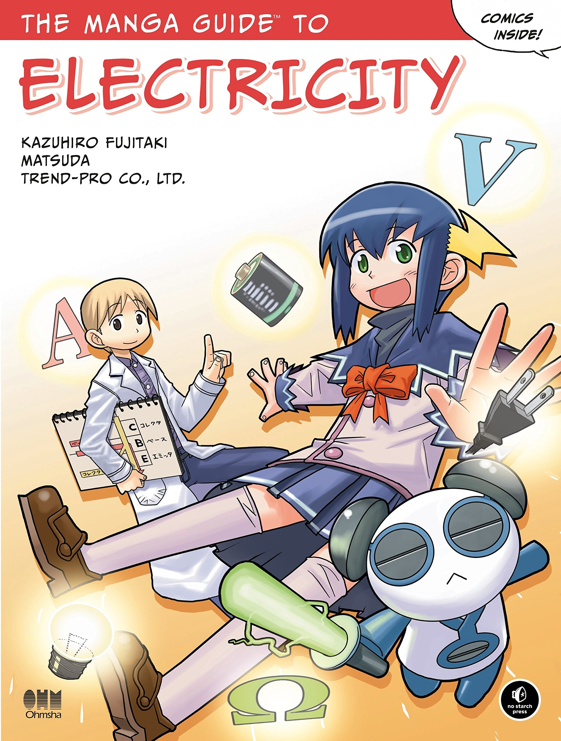 The Manga Guide to Electricity by No Starch Press (Image #2)